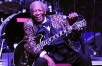 USA: fani bluesa �egnaj� BB Kinga