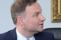 Andrzej Duda: Polska ma prawo m�wi� twardo o swoich interesach