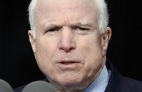 Senator McCain zabra� g�os w sprawie wiz dla Polak�w