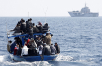 Norweski statek uratowa� ponad 600 uchod�c�w na Morzu �r�dziemnym