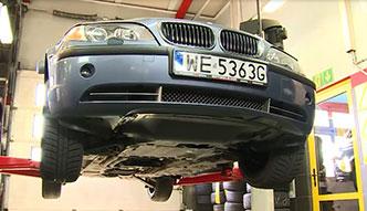 Motoreporter: testujemy BMW 3 E46