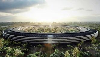 #dziejesiewtechnologii: Siedziba Apple'a