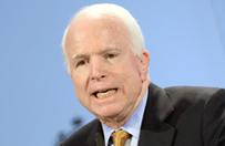 McCain: Putin musi zap�aci� za swoj� agresj�