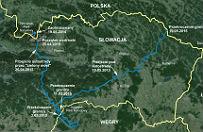 Iwo - nied�wiadek w�drownik - wr�ci� do Polski. Pokona� ju� 1200 kilometr�w