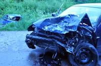 Kierowca pisa� sms-a i omal nie zabi� kobiety