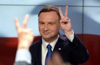 Na �l�sku w 2 z 3 okr�g�w wygra� Andrzej Duda
