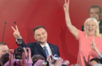 Zdecydowane zwyci�stwo Andrzeja Dudy w Stanach Zjednoczonych