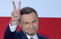 """93,6 proc. poparcia dla Andrzeja Dudy. """"Nie jeste�my zaskoczeni"""""""