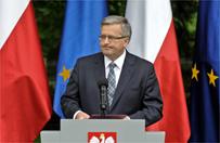 Dr Tomasz �ysakowski: Kiedy prezydent zacz�� wychodzi� do ludzi, zanosili�my si� �miechem