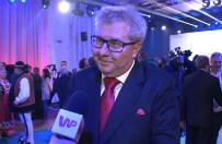 Czarnecki zdradza gdzie by� Jaros�aw Kaczy�ski w czasie og�aszania wyniku wybor�w