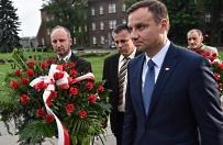Andrzej Duda odwiedzi� Wawel