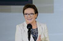 Ewa Kopacz: To nie czas na �cinanie g��w