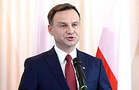 Andrzej Duda odebra� od PKW akt wyboru na Prezydenta RP