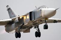 Rozbi� si� bombowiec Su-24, obaj cz�onkowie za�ogi zgin�li