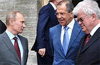 Czarna lista Rosji. Dyplomaci z FR z ograniczonym wst�pem do Parlamentu Europejskiego