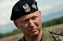 Prezydent Bronis�aw Komorowski mianuje gen. dyw. Miros�awa R�a�skiego na nowego dow�dc� generalnego
