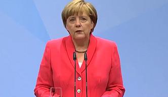 Merkel na szczycie G7