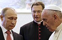 Putin u papie�a