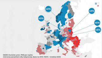 Statistica: Polska to cały czas biedny kraj