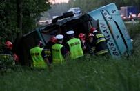Wypadek w Romanowie - kierowca usłyszał zarzut