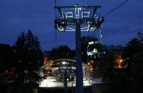 Jedyna taka noc - Park �l�ski po zmroku zaprasza na zwiedzanie i kusi licznymi atrakcjami