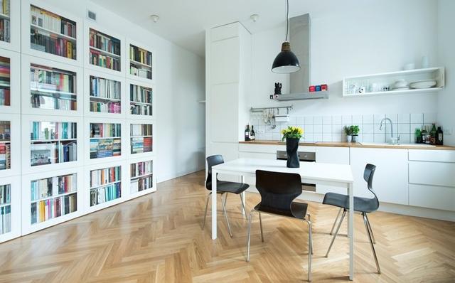 Domowa biblioteczka strona 6 dom wp pl for Biblioteczka w salonie