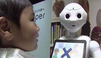 Japoński robot - opiekun