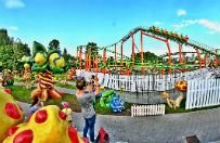 Najszybszy rollercoaster w Polsce znajduje si� w Zatorze!