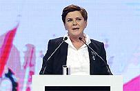 Beata Szyd�o do Ewy Kopacz: niech PO wycofa si� z pomys�u wprowadzenia w Polsce euro