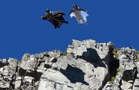 Skoki jednej szansy. Operator GROM o fascynacji wingsuit BASE jumpingiem