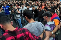 """""""Drugi Majdan"""" w Armenii, czyli #ElectricYerevan wed�ug rosyjskich medi�w"""