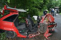 Tragiczny wypadek pod Be�chatowem
