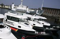 Prze�adowany jacht pe�en dzieci zatrzymany po rejsie w D�wirzynie