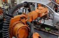 Robot zabi� pracownika w niemieckiej fabryce Volkswagena
