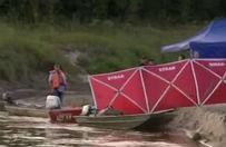 Tragiczny fina� poszukiwa� 12 i 13-latki w Kobylnicy na Mazowszu
