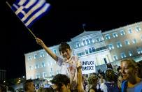 Pe�ne wyniki referendum w Grecji