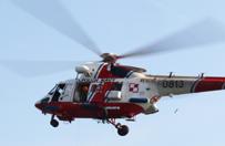 13-latka i 12-latek wypadli z jachtu na Zatoce Puckiej. Akcja �mig�owca Anakonda