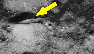 Tajemnica zdjęcia NASA. Co sfotografował astronauta?