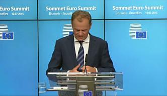 Tusk: mamy porozumienie w sprawie Grecji