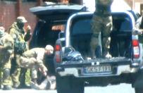 Samoch�d z rejestracj� z Ko�cierzyny u�yty w strzelaninie na Ukrainie
