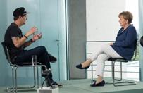 Angela Merkel: nie wierz� w ma��e�stwa jednop�ciowe