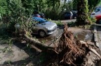 Szefowa MSW: b�d� zapomogi dla poszkodowanych w wyniku burz