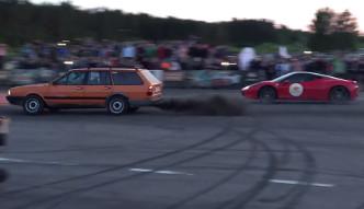 #dziejesiewmoto: bardzo szybki diesel