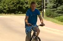Niepe�nosprawny Kamil chce przejecha� rowerem 1000 km, by pom�c choremu ch�opcu