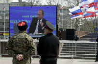 Stan wyj�tkowy na Krymie. Prawie 2 mln ludzi bez pr�du