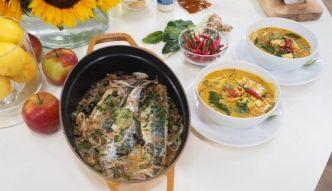 Kuchnia rybna idealna na wakacje