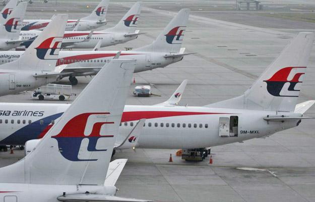 Boeing 777 malezyjskich linii lotniczych zagin�� 8 marca 2014 r.