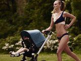 Zdj�cie matki biegn�cej z w�zkiem wywo�a�o burz� w sieci