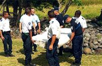 Malezyjskie w�adze potwierdzi�y, �e odnaleziony na Reunion fragment skrzyd�a nale�y do Boeinga 777