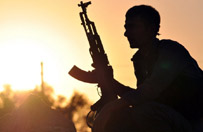 Atak kurdyjskich rebeliant�w na posterunek �andarmerii wojskowej w Turcji